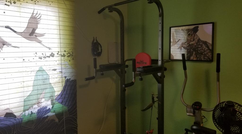 exercise corner